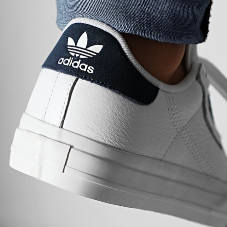 adidas - Baskets Continental Vulc EG4588 Footwear White Collegiate Navy