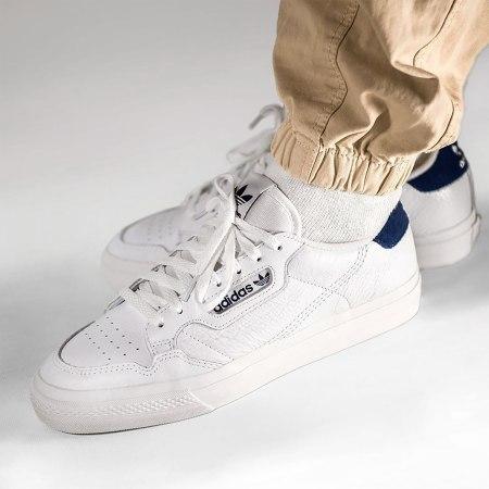 adidas - Baskets Continental Vulc EG4588 Footwear White Collegiate Navy