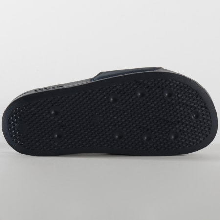 adidas - Claquettes Adilette Lite FU8299 Collegiate Navy Cloud White