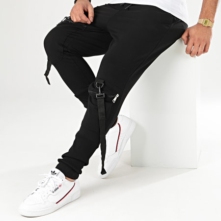 Ikao - Pantalon Jogging F700 Noir