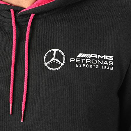 New Era - Sweat Capuche Mercedes AMG Petronas 12361030 Noir