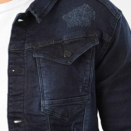 Uniplay - Veste En Jean 169 Bleu Brut