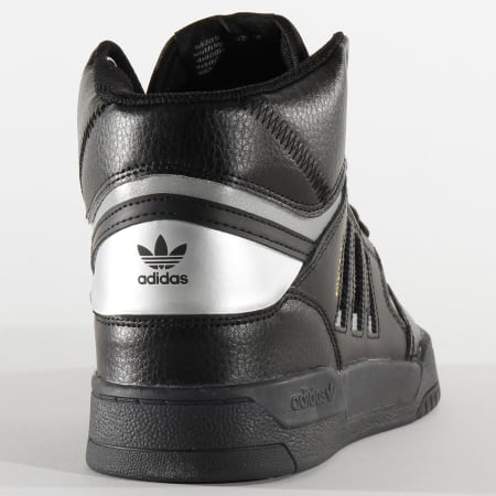 adidas - Baskets Drop Step EF7141 Core Black Silver Metallic Core Black