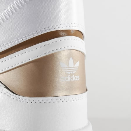 adidas - Baskets Drop step EF7143 Cloud White Copper Metallic