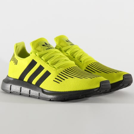 adidas Baskets Swift Run EE6797 Semi Solar Yellow Core