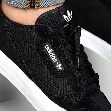 adidas - Baskets Continental Vulc FU9471 Core Black Cloud White