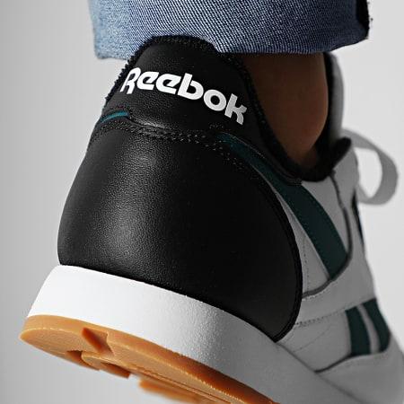 Reebok - Baskets Classic Leather MU EF7832 White Black Heritage Teal