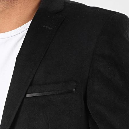 Mackten - Veste Blazer MKV15 Noir
