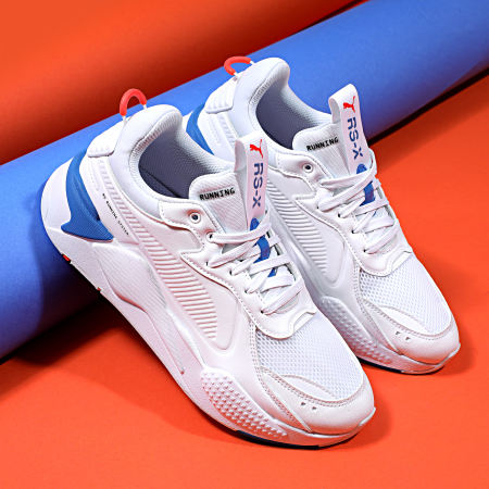 Puma Baskets RS X Master 371870 Puma White