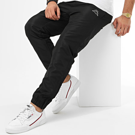 Kappa - Pantalon Jogging Krismano 304WRQ0 Noir