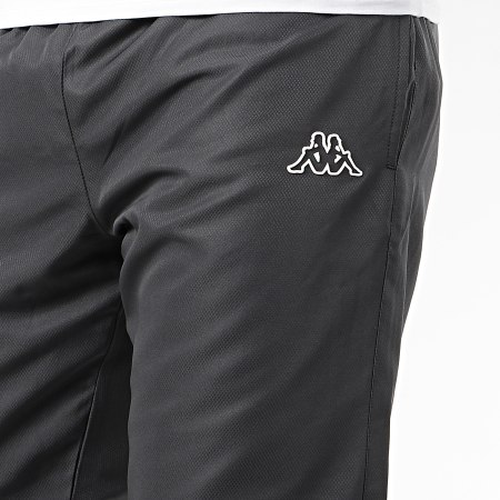 Kappa - Pantalon Jogging Krismano 304WRQ0 Gris Anthracite