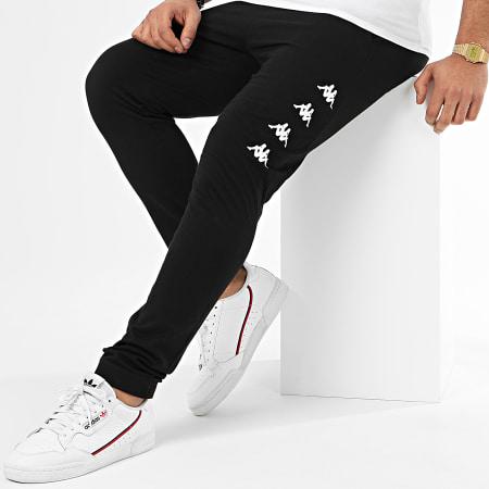 Kappa - Pantalon Jogging Kolrik 3112F5W Noir