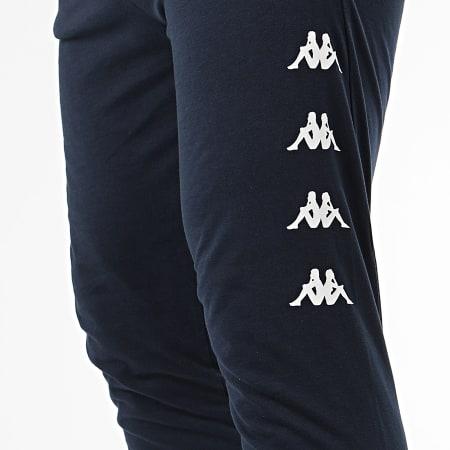 Kappa - Pantalon Jogging Kolrik 3112F5W Bleu Marine