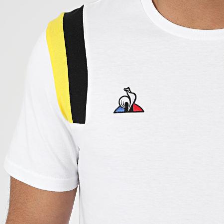 Le Coq Sportif - Tee Shirt Renault Fanwear 20 Blanc