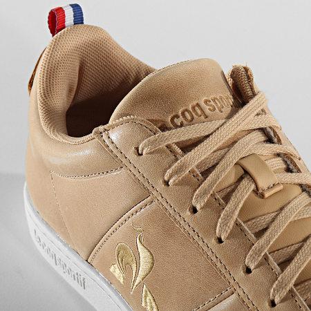 Le Coq Sportif - Baskets Courtclassic Printemps 2010191 Croissant