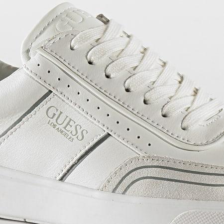 Guess - Baskets FM6NETLEAL12 White