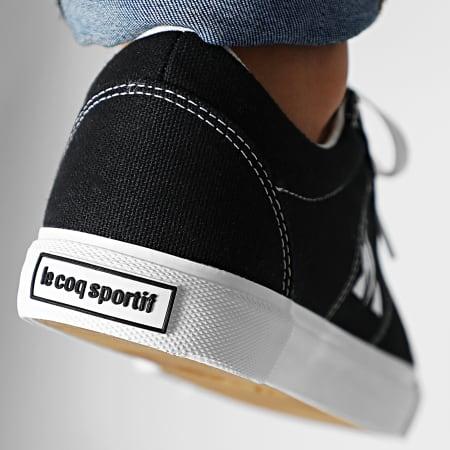 Le Coq Sportif - Baskets Verdon Plus 2010065 Black