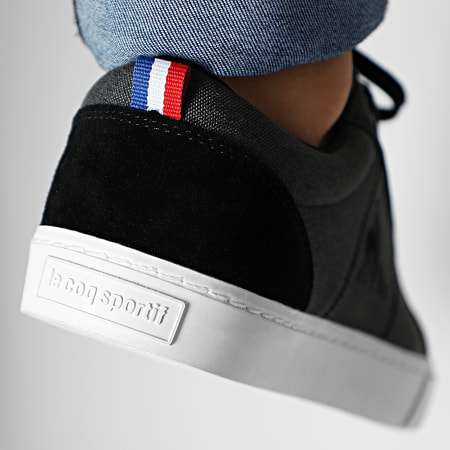 Le Coq Sportif - Baskets Verdon Classic 2010160 Black