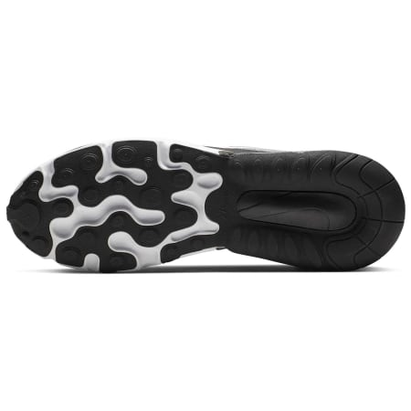 Nike Baskets Air Max 270 React AO4971 Black Vast Grey Off
