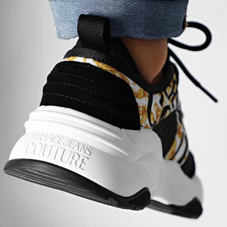 Versace Jeans Couture - Baskets Linea Fondo Extreme E0YVBSI8 Blanc Renaissance