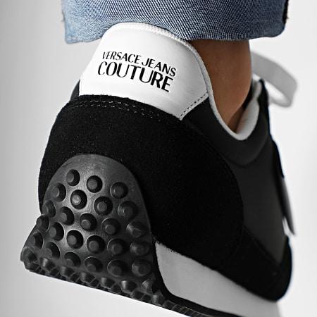 Versace Jeans Couture - Baskets Linea Fondo Spyder E0YVBSE3 Noir