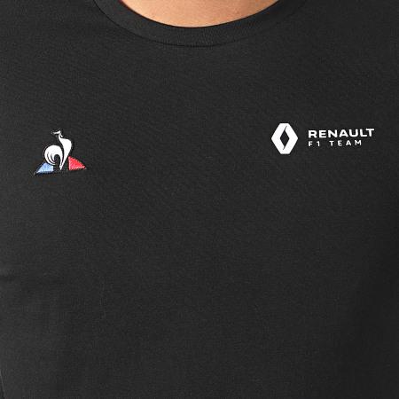 Le Coq Sportif - Tee Shirt Renault Fanwear 20 2010437 Noir
