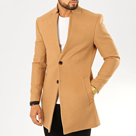 Classic Series - Manteau X-60600 Marron Clair