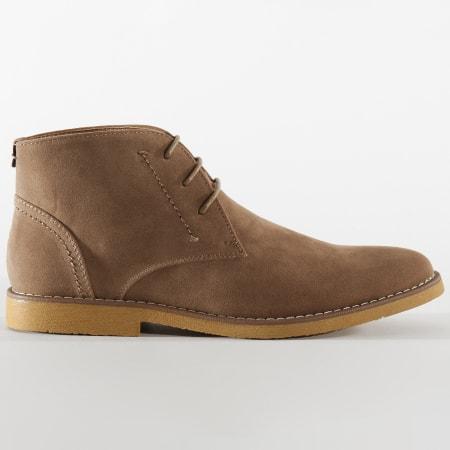 Classic Series - Chelsea Boots M2721 Marron Clair