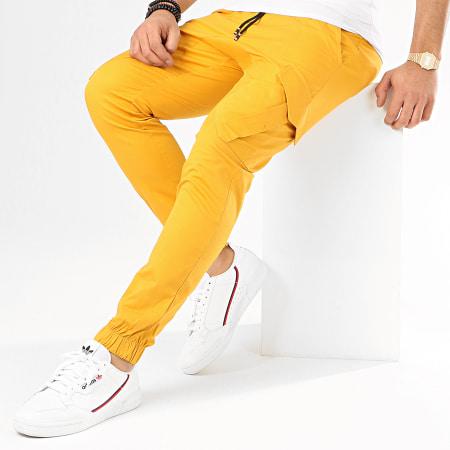 Aarhon - Jogger Pant 23676 Moutarde