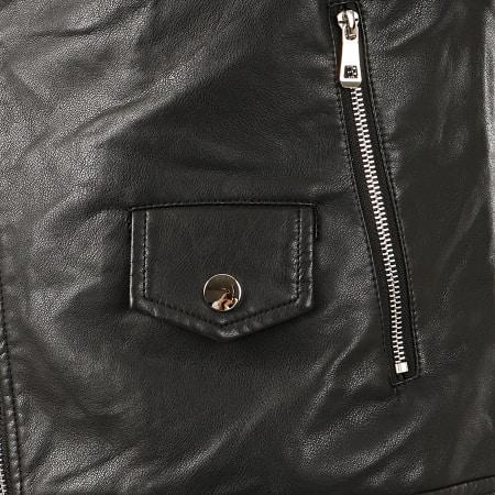 MTX - Veste Biker 139K Noir