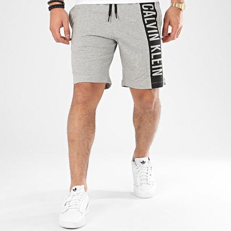 Calvin Klein - Short Jogging 0485 Gris Chiné