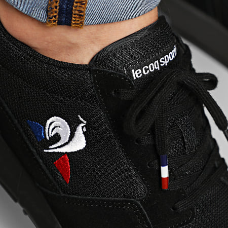 Le Coq Sportif - Baskets Jazzy 2010140 Black