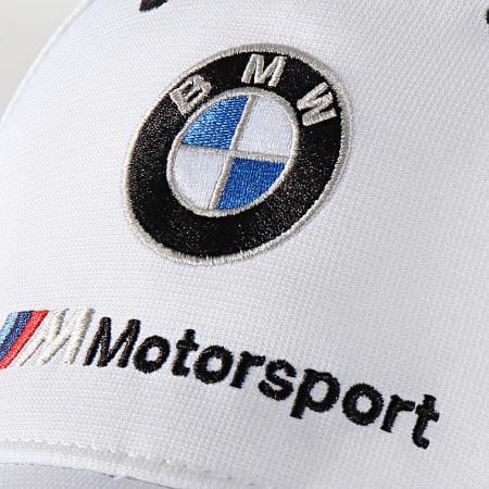 Puma - Casquette BMW Motorsport 022536 Blanc