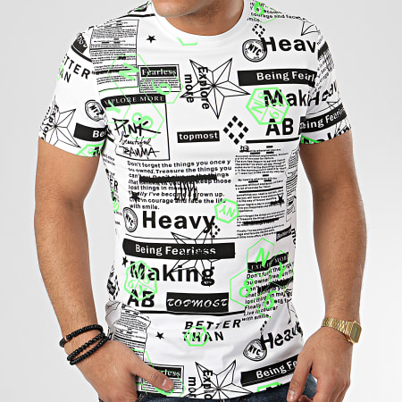 Terance Kole - Tee Shirt 98384 Blanc