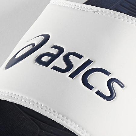 Asics - Claquettes AS003 White Indigo Blue