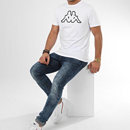 Kappa - Tee Shirt Cromen 3112GNW Blanc