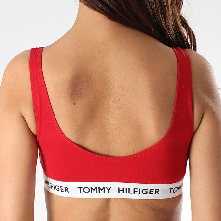 Tommy Hilfiger - Brassière Femme 2225 Rouge