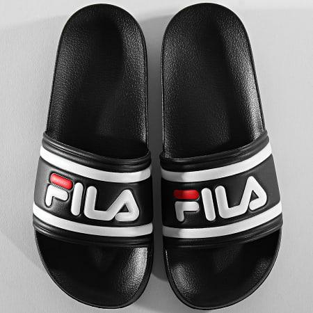 Fila - Claquettes Morro Bay Slipper 2.0 1010930 Noir