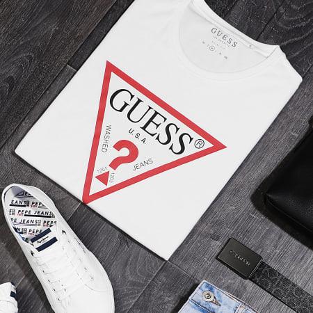 Guess - Tee Shirt M0GI71-I3Z00 Blanc