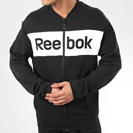Reebok Ensemble De Survêtement Linear Logo FP8156 Noir