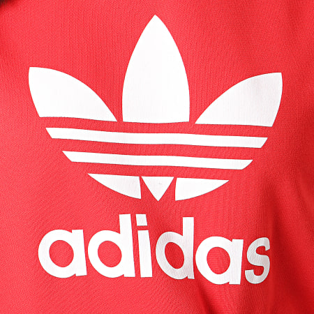 adidas - Sweat Capuche Femme FM3298 Rouge