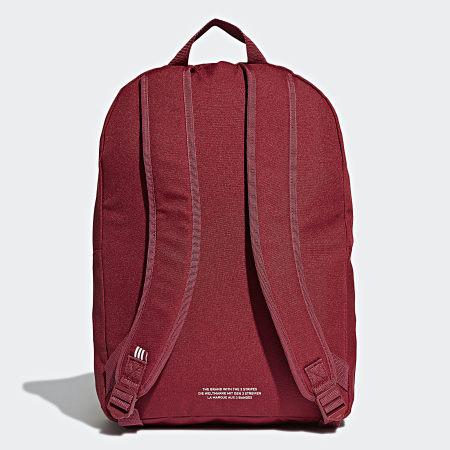 adidas - Sac A Dos Classic FL9654 Bordeaux
