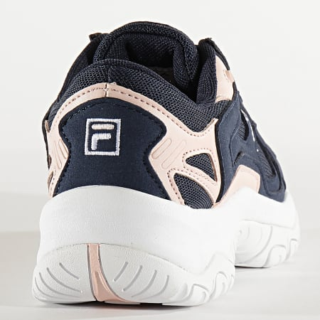 Fila - Baskets Femme Select Low 1010662 Fila Navy Rosewater
