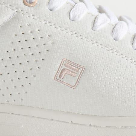 Fila - Baskets Femme Crosscourt 2 Low 1010776 White Rosewater