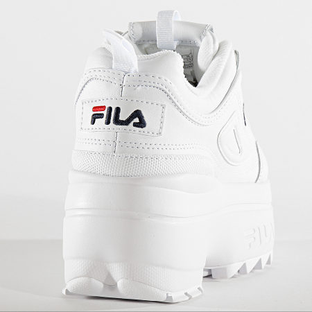 Fila - Baskets Femme Disruptor Wedge 1010865 White