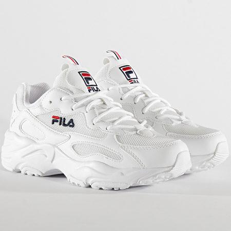 Fila - Baskets Femme Ray Tracer 1010884 White