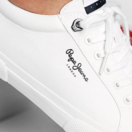 Pepe Jeans - Baskets Kenton Basic PMS30604 White
