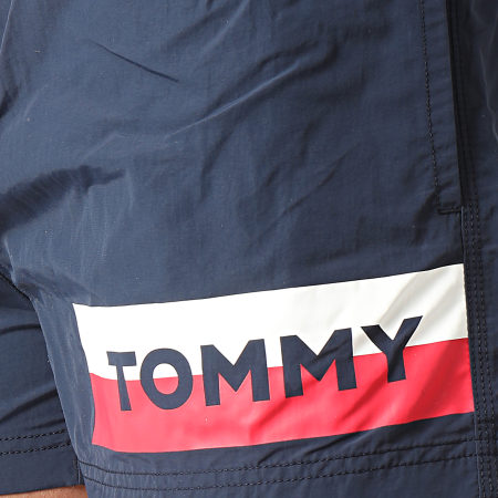 Tommy Hilfiger - Short De Bain Drawstring 1700 Bleu Marine