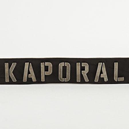 Kaporal - Ceinture Histo Noir