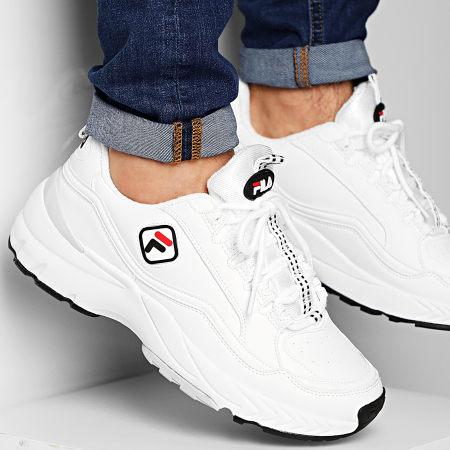 Fila - Baskets Aspetto Low 1010835 White